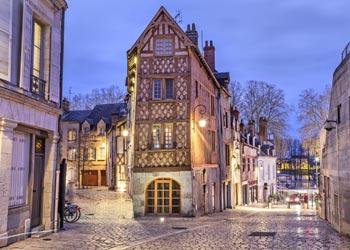 - Centre-Val de Loire