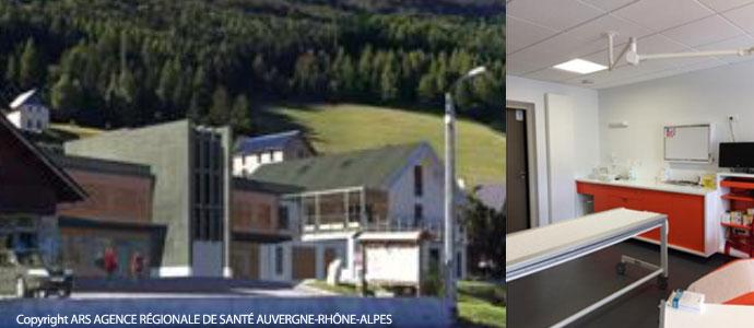 Améliorer l'accès aux soins dans la région Auvergne-Rhône-Alpes
